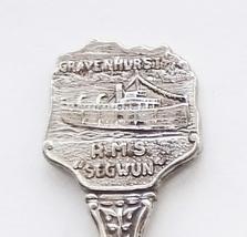 Collector Souvenir Spoon Canada Ontario Gravenhurst RMS Segwun Steamboat - $6.99