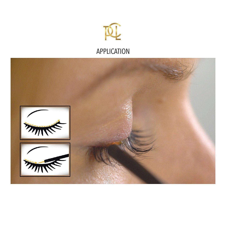 Eyelash Growth Serum Eyebrow Enhancer (3ml) - Myristoyl Pentapeptide 17 Formula