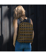 2020 Roman Numeral Luxury Pattern Fashion Backpack - $49.95