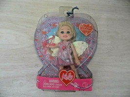 Kelly Doll,Mini Love Godess 2008 Lil Wings Of Love Nos Mattel N8175 Collectible - $36.45