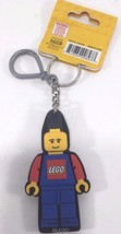 3 Lego City Worker Key Ring Chain - $5.93