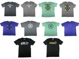 Hurley Men's Graphic T-Shirt Short Sleeve Crew Neck Tee Shirt Group #1