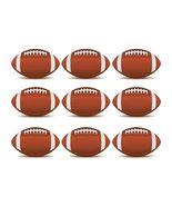 Football Edible Cake Strips - Cake Wraps - $8.98+