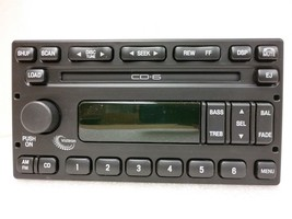 Ford CD6 radio w/ sub plug. OEM factory original in-dash CD Changer stereo - $149.91
