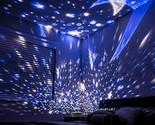 Eterichor Starry Night Light Projector, 2 in 1 Star Moon & Ocean World,