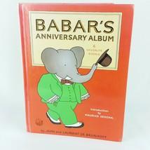 Babars Anniversary Album 6 Favorite Books 1981 Large Hardcover - $22.99
