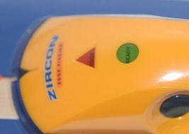 Zircon Studsensor L20 3/4 Inch Edge Finding Pinch Grip Wood Metal image 8