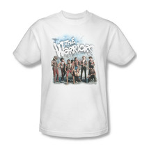 The Warriors T-shirt Free Shipping classic 1970's movie cotton white tee PAR498 image 2