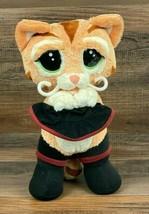 "Dreamworks Shrek Interactive Puss in Boots Plush Cat Talking Stuffed Animal 14"" - $19.65"