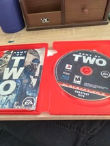 Sony PS3 Army Of Two image 2