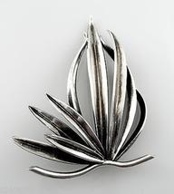 Vintage 1950s MICHELSEN Denmark Design Gertrude ENGEL Sterling Brooch PIN - $125.00
