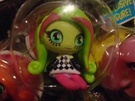 Monster High SERIES 1 VENUS MCFLYTRAP Circus Gh... - $8.79