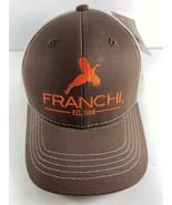 Shot Show 2020 NWT FRANCHI Adjustable Snap Back Baseball Cap  - $27.71