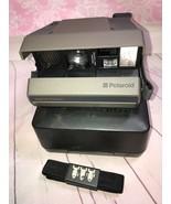 Vintage Polaroid Spectra System SE Instant Film Camera Case and strap No... - $56.09
