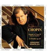 Chopin;Sonata No.2 Op.35 [Audio CD] Grigory Sokolov - $44.10