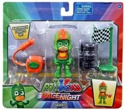 Disney Junior PJ Masks Race into the Night Gekko Exclusive 3.5-Inch Figu... - $17.86