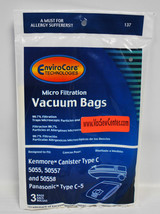 Kenmore Canister 5055, 50557, 50558 Vacuum Cleaner Bags - $4.46