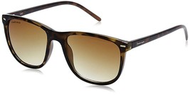 Fastrack Gradient Square  Sunglasses - (P365BR1|53|Brown Color) - $57.02
