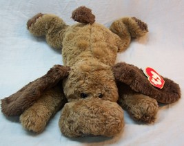 "TY 1994 Classic ELVIS THE BROWN PUPPY DOG 16"" Plush Stuffed Animal TOY - $19.80"