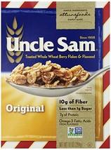 Uncle Sam, Cereal, Original, 10 oz