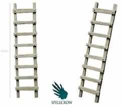 Spellcrow Game 28mm Accessories Wooden Ladders