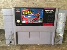 Nickelodeon Guts (Super Nintendo Entertainment System, 1994) CARTRIDGE ONLY - $98.99