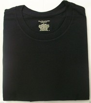 1 BLACK POLO RALPH LAUREN COTTON CREW NECK T-SHIRT / UNDERSHIRT S M L XL... - $12.99