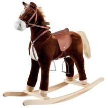 Happy Trails Plush Rocking Horse - $91.25