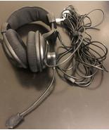 Turtle Beach Ear Force Recon X12 Headset Black Green Headphones- TESTED ... - $19.80