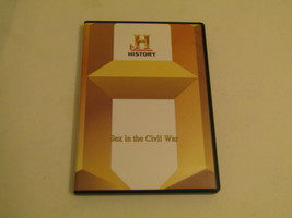 The History Channel: Sex In The Civil War DVD (Used) - $185.00