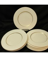 "Lenox Cretan Dinner Plates 10.875"" Lot of 11 - $87.22"