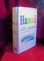 Hawaii - James A. Michener 1st edition in dust jacket - $122.50