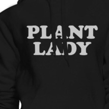 Plant Lady Unisex Cute Graphic Hoodie Unique Gift Ideas For Her image 2
