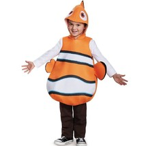 Disney's Child's Finding Dory's Nemo Halloween Costume, One Size Fits Most - $21.12