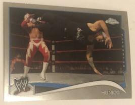 Hunico 2014 Topps Chrome WWE Card #71 - $1.97