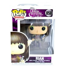 Funko Pop! Television The Dark Crystal Age of Resistance Rian 858 Vinyl Figure
