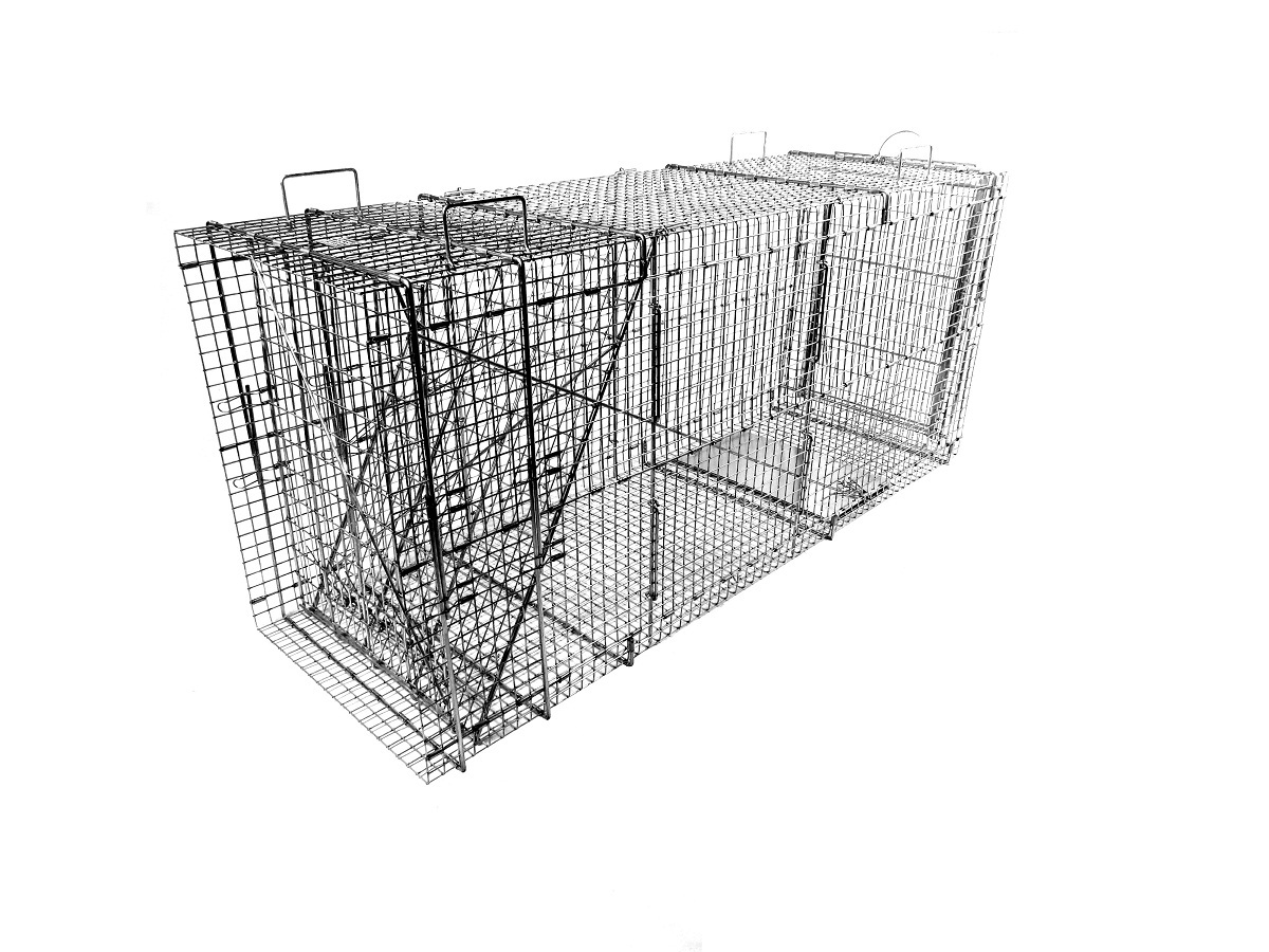Tomahawk Model 210b Collapsible Dog Coyote Trap With