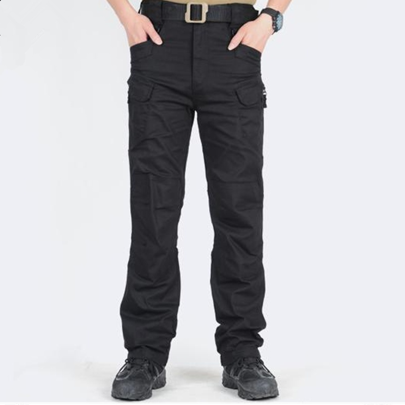 Urban Tactical Pants Men Military Army Combat Assault SWAT Training Army Trouser