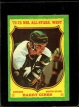 1973-74 TOPPS #30 BARRY GIBBS GOOD NORTH STARS  *X2186 - $1.24