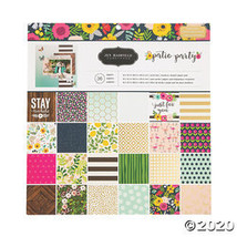American Crafts™ Jen Hadfield Patio Party Paper Pad - $25.72