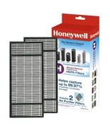 Honeywell True HEPA Air Purifier Replacement Filter 2 Pack HRF-H2 / (H)  - $48.11