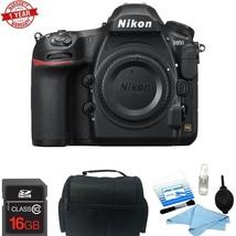 Nikon D850 DSLR Camera (Body Only) w/ 16GB MC   DSLR BAG   Cleaning Kit ... - $3,262.05