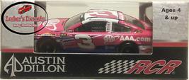 Austin Dillon 2017 #3 AAA.com Chevy SS 1:64 ARC - - $6.93