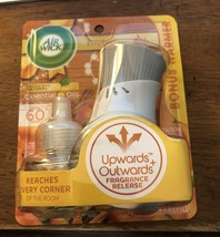 Airwick Pumpkin Spice Refill and Warmer new sealed buy more and save! - $12.64
