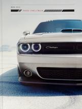 2015 Dodge CHALLENGER sales brochure catalog 15 R/T Scat Pack SRT 392 HE... - $10.00