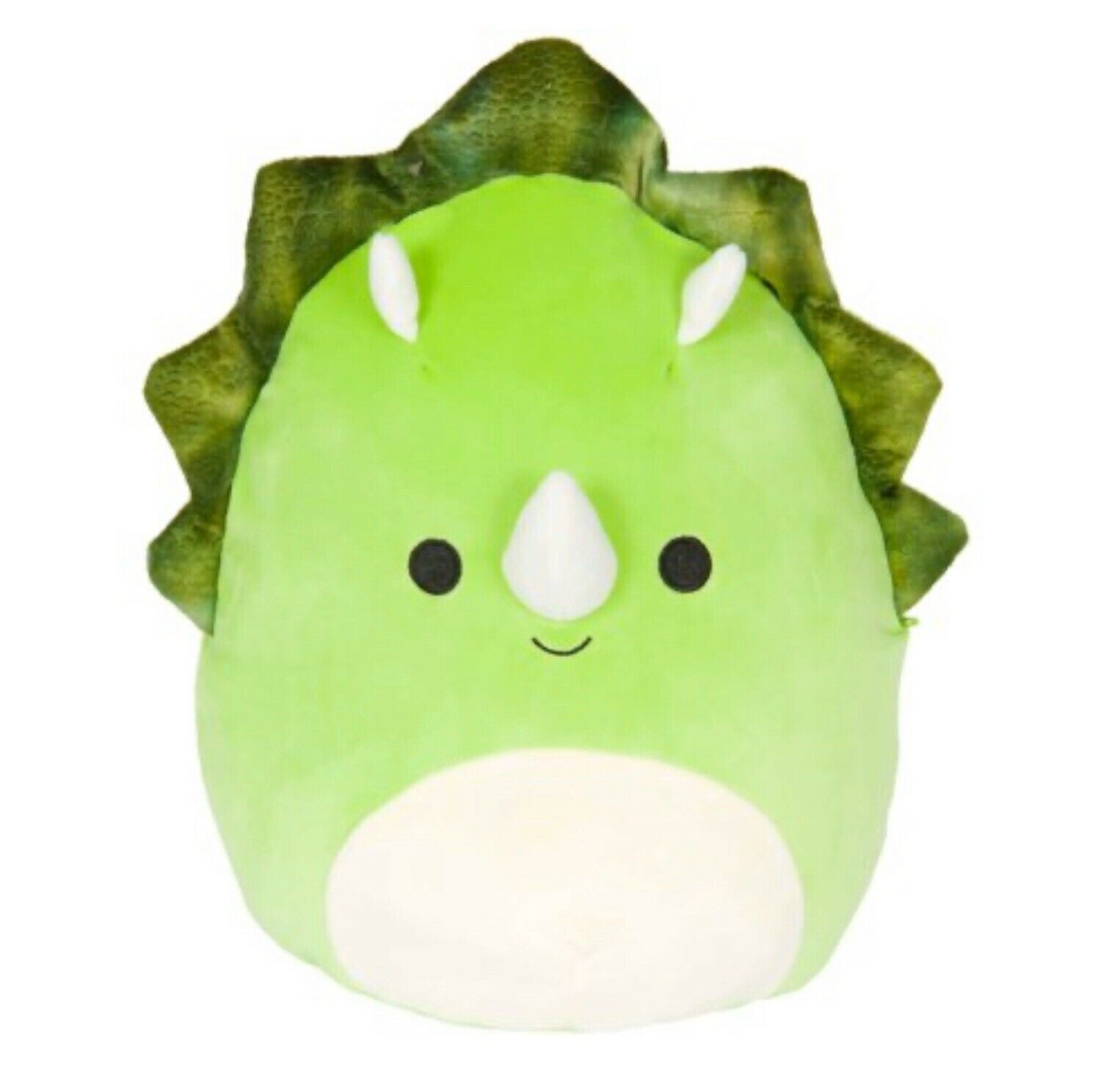 "Primary image for Squishmallows 5"" Tristan the Triceratops Soft Plush Toy Teddy Bear Squish Hug"