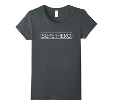 New Shirts - Super Hero T-Shirt Wowen - $19.95+