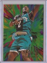 1995-96 Fleer Ultra Larry Johnson Ultra Power #3 Basketball Card - $3.75