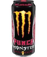Monster Energy Punch - 6 - 16oz Cans (Baller's Blend) - $24.74