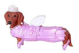 Adorable Doxies Collection Fairy Godmother Dachshund Figurine - £15.18 GBP